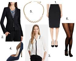 Professional Interview What To Wear To A Job Interview Conservative Style Fashion