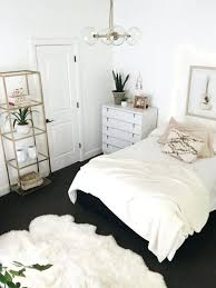 Lovely All White Bedroom Ideas And Pin By Apartment Showcase On Dc ...