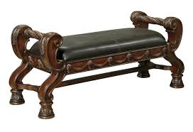 furniture t north shore:  star rating ashley furniture north shore upholstered bedroom bench a