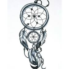Dream Catcher Tattoo Stencils SkinEvolutionTattoo KONOMI konomiangel tattoo design 20