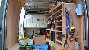 image 853 x 480 van racking thisiscarpentry