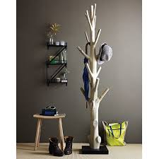 Coat Tree Rack Extraordinary Yosemite Coat Rack Wooden Coat Tree UncommonGoods