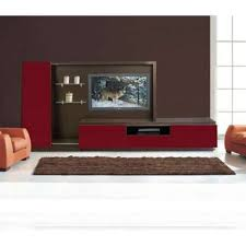 Luxury Wall Mounted Modern Tv Cabinets In Black With Glass Shelving Ideas  For Small Living Room Designs