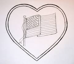 How To Draw A American Flag Step By Do You Make An Banner In