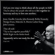 George Carlin Quotes Added A New Photo George Carlin Quotes