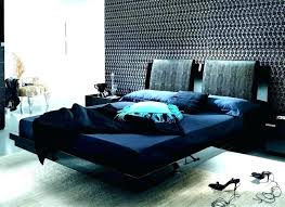 king size faux leather platform bed white rm black color crocodile contemporary diamond with storage