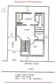 Excellent Vastu House Plans For West Facing Road Best