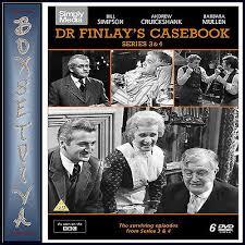 DR FINLAYS CASEBOOK - COMPLETE SERIES 3 & 4 ***BRAND NEW DVD***  5019322634881 | eBay