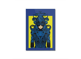 Outfit of the Day by Rendra <b>Sy</b> | Vertical Mounted <b>Acrylic</b> Print ...