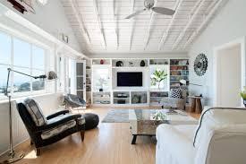 Modern Beach House contemporary-living-room
