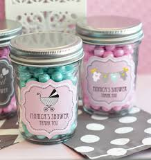 Decorating With Mason Jars For Baby Shower Favor Jars 47