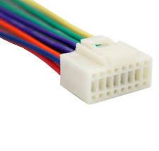 car audio & video wire harnesses for alpine ebay alpine cda 9851 wiring diagram at Alpine Cda 9851 Wiring Harness