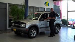 2003 Chevy Tracker ZR2 $6,975 - YouTube