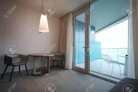 Glass Door Designs For Living Room Living Room With Glass Door To Balcony Sea View