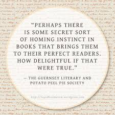 Society Quotes Enchanting Notable Quotes The Guernsey Literary And Potato Peel Pie Society