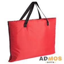 Пляжная <b>сумка</b>-трансформер <b>Camper Bag</b>, красная оптом под ...