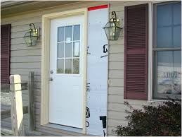 white single front doors.  Front White Wooden Front Doors  Fresh Exterior Size Single  Door With 9 On M