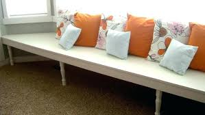 custom bench cushions. Custom Indoor Bench Cushion Cushions Seat Chair Large