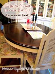 China Cabinet And Dining Table ReNew Artsy Chicks Rule - Dining room table and china cabinet