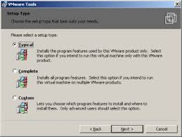 how to install vmware vmware tools complete install its not always the best