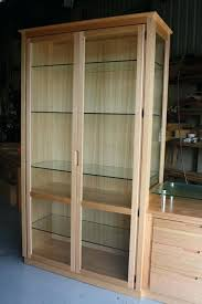 wood and glass display cabinet burnbox co glass cabinet door locks