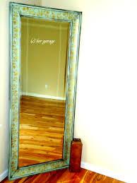 another diy mirror frame her garage