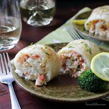 crab stuffed whitefish healthy world