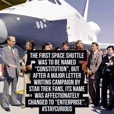 """Image result for """"Star Trek"""" with the Space Shuttle"""