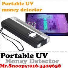 Office Function check Light 11street Detector Torch Money - For Multi Portable money uv passport Malaysia Tube Ic