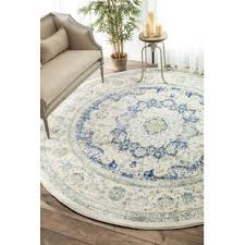 U Hosking Doylestown Blue Area Rug