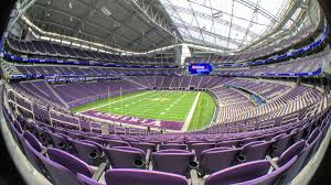 Us Bank Stadium Virtual Seating Chart U S Bank Stadium A 360 Degree View From The Field