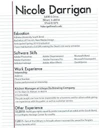 How To Make A College Resumes Making A College Resume Free Resume Template Evacassidy Me