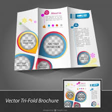 Foldable Brochure Template Free 50 Free Brochure Templates For Offline Marketing Savedelete