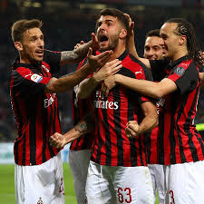 Image result for gbr ac milan'
