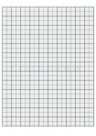 Grahp Paper Standard Graph Paper Four Quadrants Per Page Worksheet