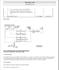 antilock brakes 22 dtc c0121 fig 6 abs pump motor control wiring schematic courtesy of general motors