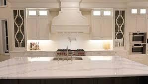 quartz countertop custom cabinetry