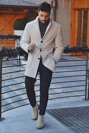 cool classy and fashionable men winter coat 76