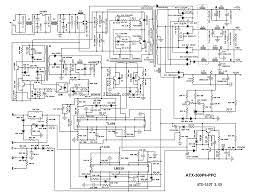 Diagram large size ponent power supply circuit schematic general purpose schemes psu at atx electronic