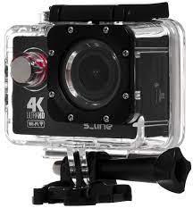 GÖTZE & JENSEN S-Line SC501 WiFi 4K wodoodporna Kamera sportowa - ceny i  opinie w Media Expert