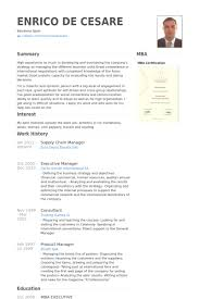 Supply Chain Manager Resume Example Supply Chain Manager