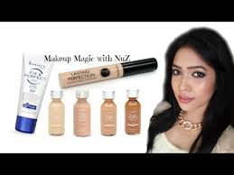 makeup basics how to apply foundation concealer and powder