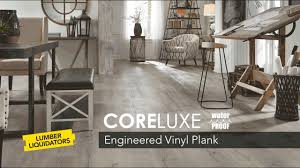 coreluxe 5 3mm weathered gray pine evp