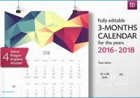 Indesign Calendar Template 2015 Admirably Gallery Of Indesign Calendar Template 2018 Free Template