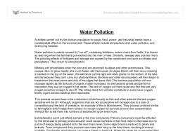 all about water pollution introduction essay write my paper  plastic pollution