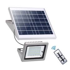 Battery Flood Lights Outdoor Super Thin 18w 32w 40w 50w Led Lamp Lfp Battery Solar