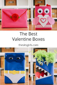 make a valentine mailbox out of cereal boxes love all four of these ideas for