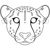 Disegni Di Ghepardo Da Colorare Pagine Da Colorare Stampabili