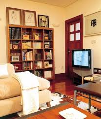 best 25 small home libraries ideas