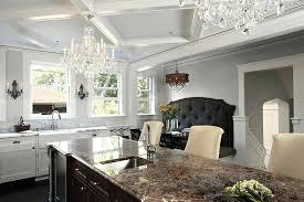 kitchen crystal chandelier kitchen crystal chandelier